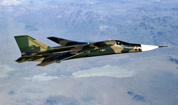 F-111 Integrated Propulsion Control System